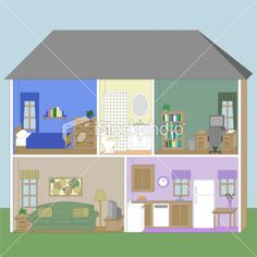 House cutaway by fairlady