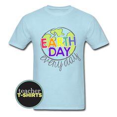 Teaching Blog Addict: Cute Teacher T-Shirts for Earth Day
