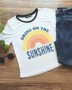 This super trendy Jersey Crop Top is a Spring Wardrobe Essential! Pair it with high waisted shorts or a maxi for the perfect Festival Outfit | Shop Boho Fashion