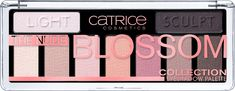 CATRICE Nude Blossom Eyeshadow Palette 010 Blossom 'N Roses