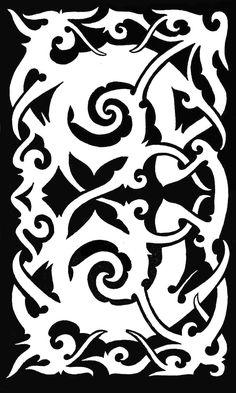iban tattoo design sarawak pinterest tattoos tattoo designs and iban tattoo. Black Bedroom Furniture Sets. Home Design Ideas