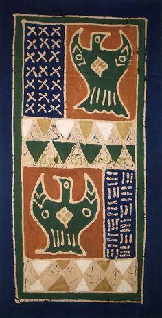 Batik from Zimbabwe