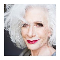 A truly ageless beauty! This is the stunning You may have seen her in ads for and photographed for Proof that style and elegance are truly ageless! Judith Sheindlin, Ageless Beauty, Daily Inspiration, Ads, Elegant, Style, Classy, Swag, Chic