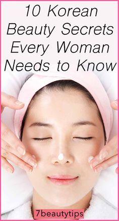 Korean Beauty Secrets for Flawless Skin