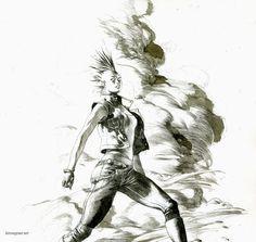 Keron Grant Art | Keron Grant Storm