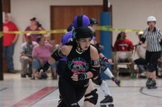 8/9/2014 - CGRG vs QCRD - HOME - Cape Girardeau Roller Girls  HOME TEAM: CGRG - 295 AWAY TEAM: QUEEN CITY ROLLER DERBY - 52  MVP JAMMER: TREBLESOME MVP BLOCKER: BRUISE FAIRY