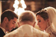 Momento especial com o Padre Navarro, Thassio e Natalia.