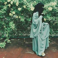 Hijab Niqab, Hijab Chic, Hijab Outfit, Niqab Fashion, Muslim Fashion, Muslim Girls, Muslim Women, Beautiful Hijab, Beautiful Outfits