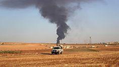 news Kamatero:Ένας καμικάζι ανατινάζεται σε βομβιστική επίθεση στο Χαλέπι (σκληρό βίντεο)