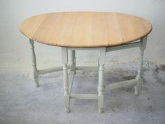 Mesa Ercol años 60. Uk. - The Nave - midcentury - wood - woodwork - madera - furniture - mobiliario - thenave - estilo - mesa - decoración - table - ercol - escandinavo - danés - inglés - nórdico