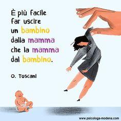 Quando i genitori fanno troppo per i loro figli, i figli non faranno abbastanza per sé stessi. #mamma #genitori #bambino