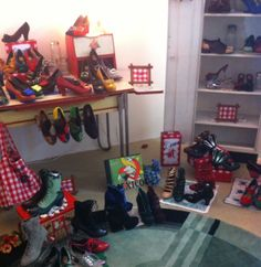 A glimpse at our Miss L Fire Los Angeles showroom, all merchandised with AW 14' styles. Coming to you soon!!