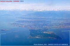 Confini amministrativi - Riigipiirid - Political borders - 国境 - 边界: 2013 CA-US Kanada-Ameerika Ühendriigid Canada-Stat...