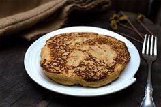 Vegan Whole Wheat Coconut Pancakes