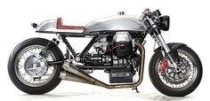 Cafe Racer Guzzi Ducati CNC Teile