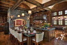 timberframe architectural photography, yellowstone club, montana, locati architects, schlauch bottcher construction