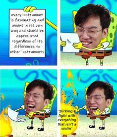 Music Memes Funny, Kid Memes, Music Humor, Stupid Memes, Funny Relatable Memes, Musician Jokes, Band Jokes, 40 Hours, Music Mood
