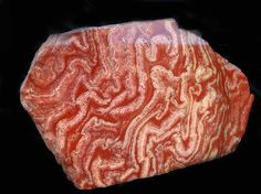 Snakeskin jasper occurs in the Pilbara region of Western Australia.