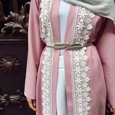 Muslim Dress, Hijab Dress, Hijab Outfit, Niqab Fashion, Modest Fashion, Fashion Dresses, Muslim Women Fashion, Islamic Fashion, Modest Dresses