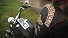 Woman linked to a former Hells Angels president arrested after police raided her home apparently as part of a coordinated crackdown on the outlaw motorcycle gang Hells Angels, Biker News, Bike Gang, Service Canada, London Police, Biker Clubs, Local Police, Ladies Of London, Good Good Father