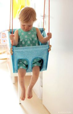 Child's Swing | 29 Easy And Adorable Things To Make ForBabies