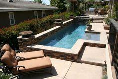 Errichtet In Pools Für Kleine Yards Erstaunliche Pool Kleine Pools Für  Kleine Yards