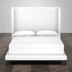 Presidio Tall Bed #williamssonoma