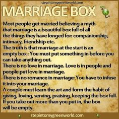 Keeping the box full is such hard work but its sooo worth it.  The box gets full and the two of us are full.