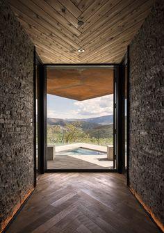 FOUNDSPACENZ — Owl Creek Residence - Skylab Architecture