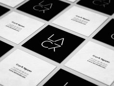 Square Business Card Examples - Printingdeals.org