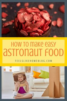 how to make astronaut pudding - This outer space article includes lots of science about astronauts and space travel. You can make this food treat with toddlers, preschoolers, or older kids. Very simple and easy recipe for homeschool or classroom. Play Based Learning, Learning Through Play, Fun Learning, Overwhelmed Mom, Food Treat, Kids Board, Astronauts, Space Travel, Science Lessons