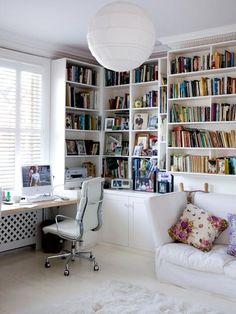 55 Elegant And Exquisite Feminine Home Offices