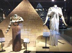 Vestuário Egípcio- Museu da Moda/RS