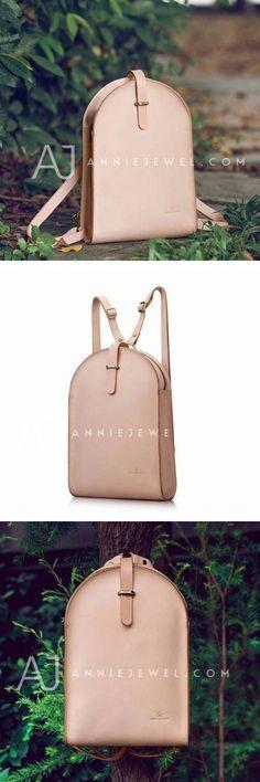 34150338517b Genuine Leather handmade Backpack shoulder bag handbag clutch purse for  women men