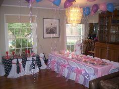 tea party ideas   Dallas Texas - Fairytale Princess Party