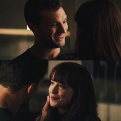 """Anastasia Steele, what am I going to do with you?"" - Christian 