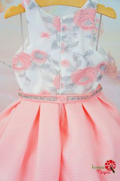 46 Trendy Embroidery Baby Clothes Little Girls Fashion Kids, Toddler Fashion, Girl Fashion, Little Girl Dresses, Girls Dresses, Flower Girl Dresses, Kids Outfits Girls, Girl Outfits, 1st Birthday Girl Dress