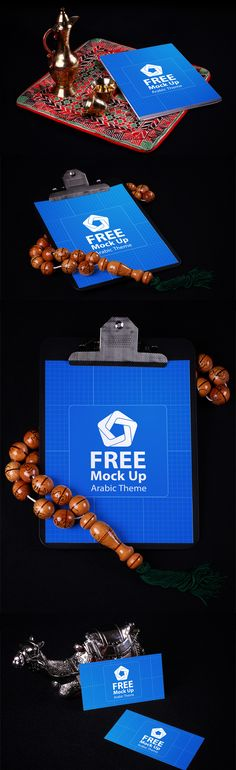 Free Arabic MockUp PSD Template #freepsdfiles #freepsdgraphics #freepsdmockups…