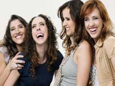 O quarteto de comediantes se apresenta nos dias 13 e 14 de setembro