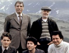 Local Hero - Peter Capaldi, Burt Lancaster, Peter Riegert, Fulton Mackay and Christopher Rozycki