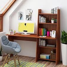 image result for writing desk bookshelf - Desks With Bookshelves
