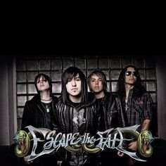 Escape The Fate. best band
