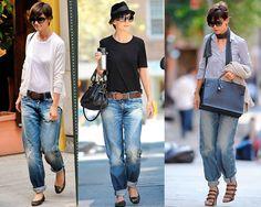 fc1accac71 ZARA is the new black  Cómo llevar unos boyfriend jeans este otoño ...