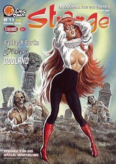 Avec les épisodes de : Godland - Lorelei - Fantask' Force - Edna Dingle.