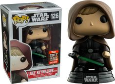 Have you seen this?? Star Wars - Luke ... don't miss out http://www.collekt.co.uk/products/star-wars-luke-skywalker-with-hood-127?utm_campaign=social_autopilot&utm_source=pin&utm_medium=pin #Funko #funkopop #Funkouk