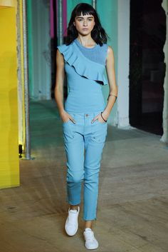 Zadig & Voltaire Spring 2015 Ready-to-Wear Fashion Show Collection