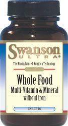 Multivitamin delivering whole-food health benefits!