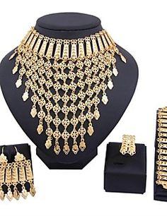 Conjunto de joyas De mujeres Aniversario   Boda   Pedida   Cumpleaños    Regalo   Fiesta 99a9d1fe5a8b