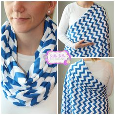 Infinity scarf as breast feeding cover. Not a fan of breast feeding in public but I can still see this coming in handy from time to time. And I can make it myself from just about any scarf!