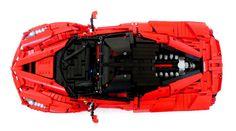 Lego Ferrari LaFerrari Supercar